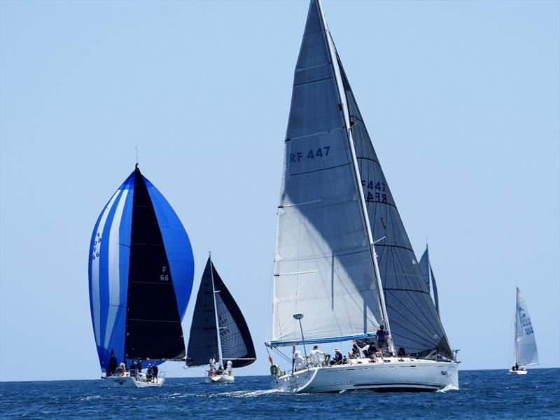 Racing in North Cottesloe - 2020-21 WA IRC State Championships - photo © Lindsay Preece / Ironbark Photos