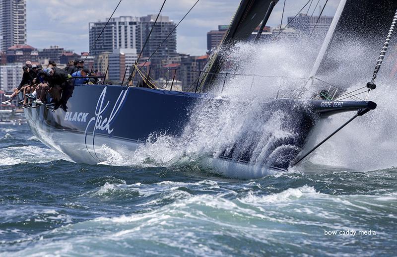 R/P100 Black Jack - SOLAS Big Boat Challenge - photo © Crosbie Lorimer