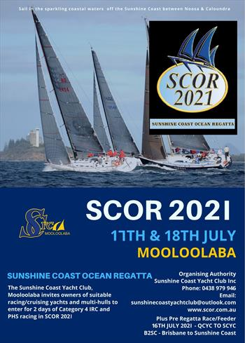 2021 Sunshine Coast Ocean Regatta © Sunshine Coast Yacht Club