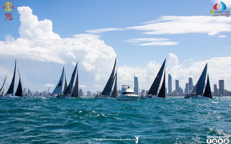 Bartercard Sail Paradise 2021 - photo © Nic Douglass / www.AdventuresofaSailorGirl.com
