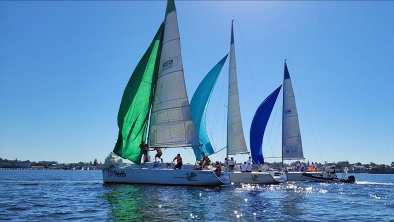 2021 College Cup - photo © Swan River Sailing