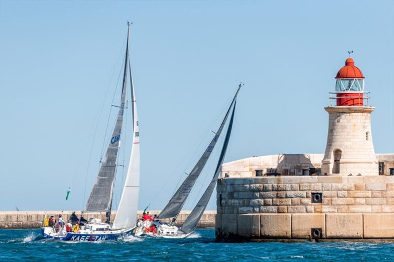 Rolex Middle Sea Race - photo © Rolex / Kurt Arrigo