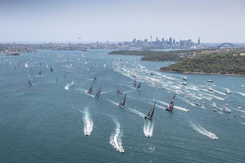 The Rolex Sydney Hobart Yacht Race returns in 2021 © ROLEX / Studio Borlenghi