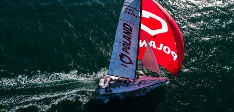 Seven VO70s and four VO65s are entered in IRC Zero, including The Polish National Foundation's - I Love Poland - photo © Robert Hajduk / www.shuttersail.com