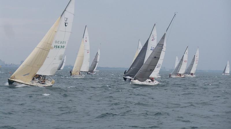 Great Lakes Intercollegiate Offshore Regatta © Storm Trysail Club