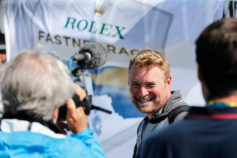 IRC Two victory for Tom Kneen and his young team on the JPK 11.80 Sunrise - Rolex Fastnet Race - photo © Paul Wyeth / www.pwpictures.com