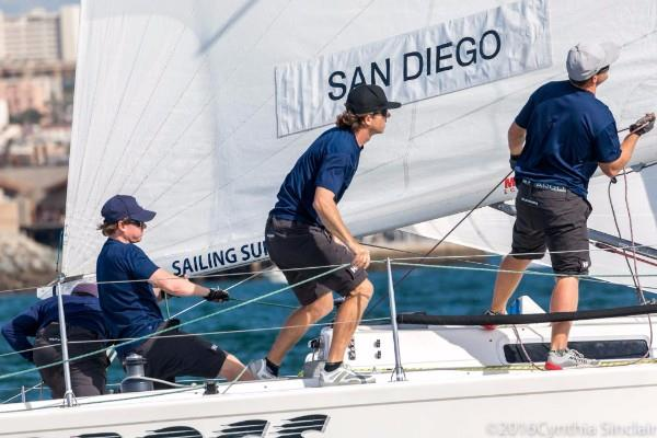 102nd Challenge for the Sir Thomas Lipton Cup - photo © Cynthia Sinclair Photography