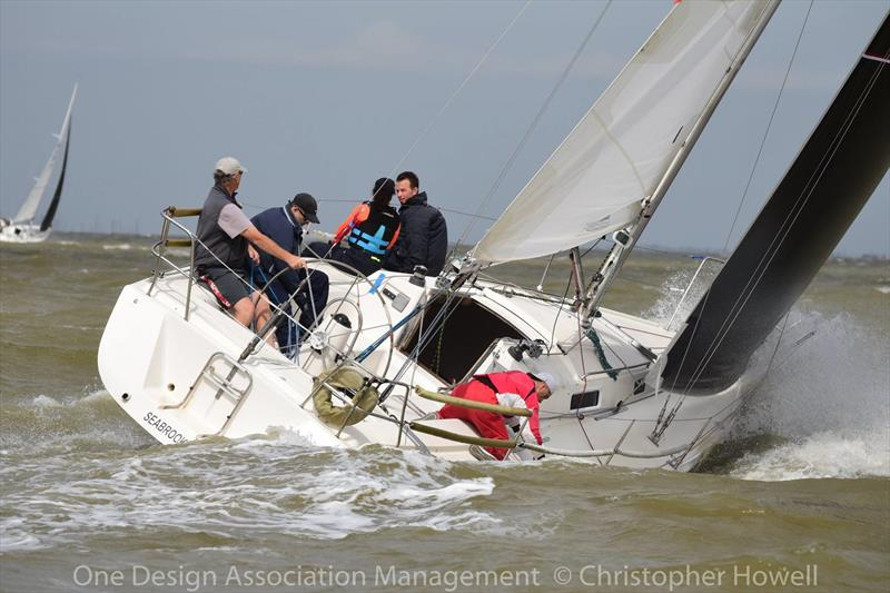 J/105 North American Championship at Lakewood Yacht Club - Day 2