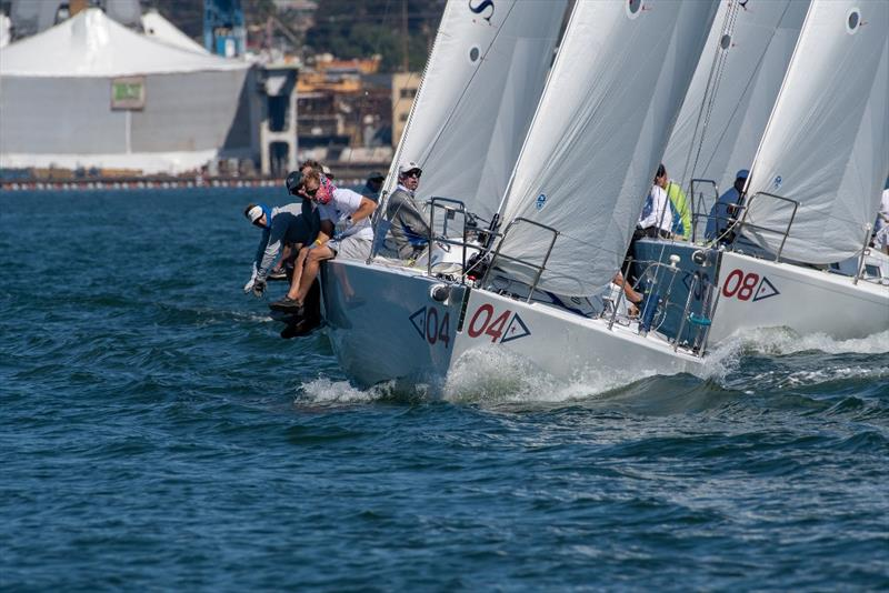 2018 International Masters Regatta - photo © Alex Pupko and Tom Walker