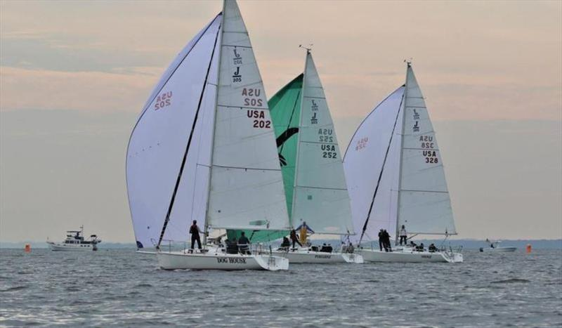 Mirage wins J/105 Chesapeake Bay Championship