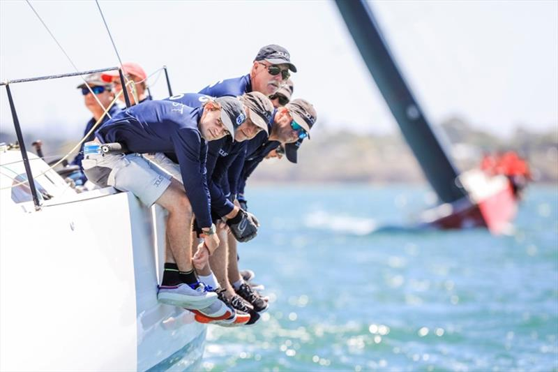 J111 Australian Champion Joust - 2019 Festival of Sails, Final Day - photo © Salty Dingo
