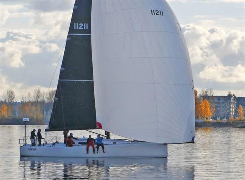 43rd Annual Oregon Offshore International Yacht Race in the Columbia River