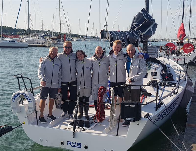 Darkwood triumphs in RORC Channel Race