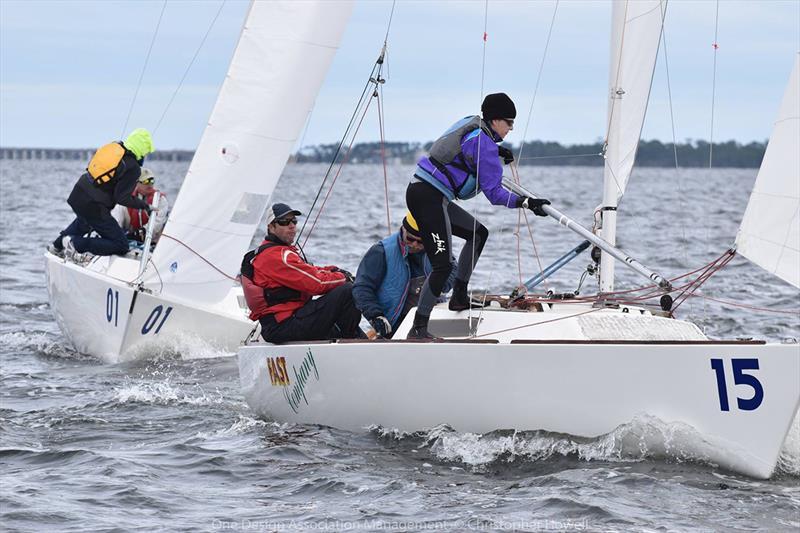 2019 J/22 Midwinter Championship at Fort Walton Yacht Club