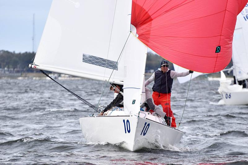 2019 J/22 Midwinter Championship - Day 2 - photo © Christopher Howell