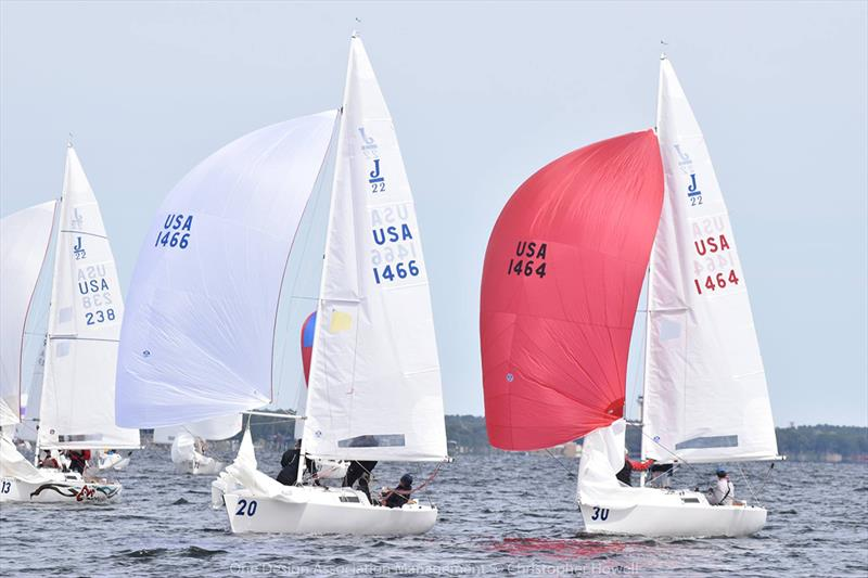 2019 J/22 Midwinter Championship at Fort Walton Yacht Club - Overall