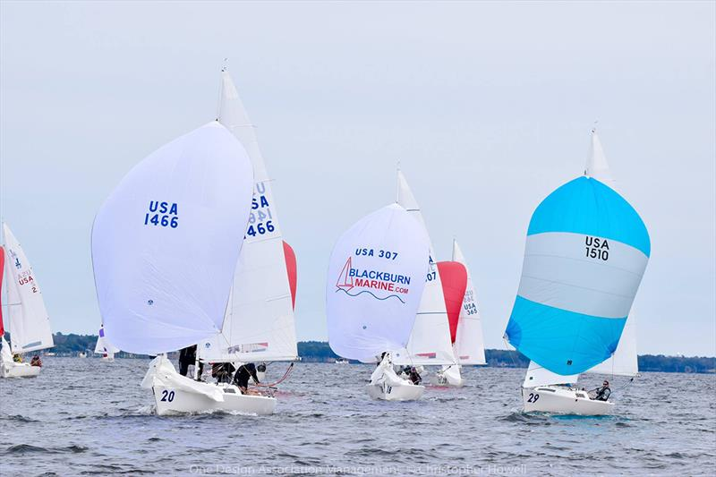 2019 J/22 Midwinter Championship - Day 3 - photo © Christopher Howell