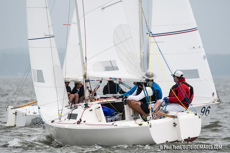 2019 Helly Hansen NOOD Regatta at Annapolis - Day 2 - photo © Paul Todd / Outside Images