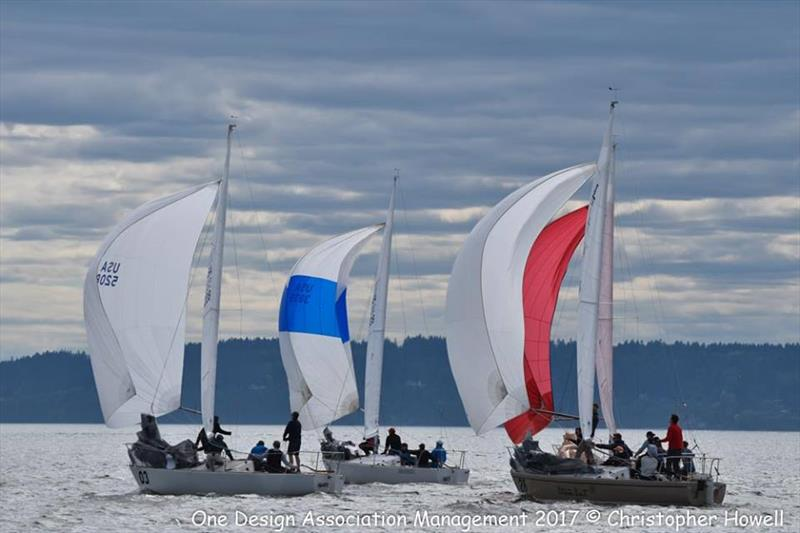 J/24 US National Championship at Corinthian Yacht Club of Seattle