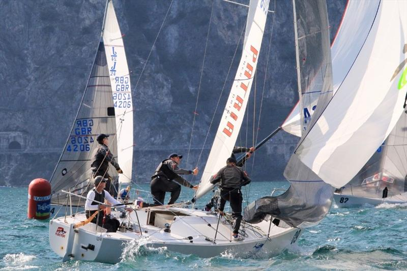 Day 2 - 40th J/24 World Championship - photo © Elena Giolai