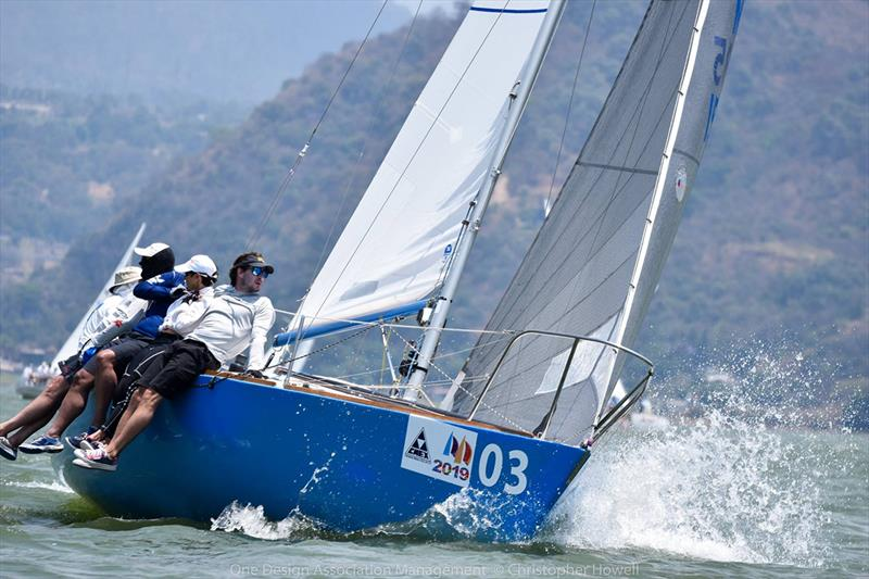 2019 J/24 North American Championship - Final day - photo © Christopher Howell