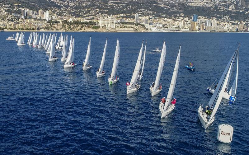 34 Primo Cup 2018 Trophée Credit Suisse At Yacht Club De Monaco