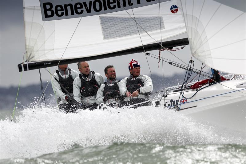 Darwin Escapes J/70 World Championships at Royal Torbay Yacht Club - Preview
