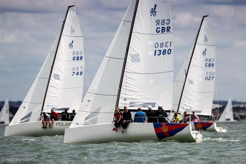 Boysterous - 2019 Champagne Charlie July Regatta - photo © Paul Wyeth