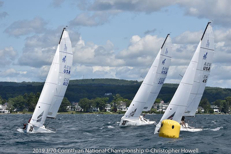 2019 J 70 Corinthian National Championship - Day 1 - photo © Christopher Howell