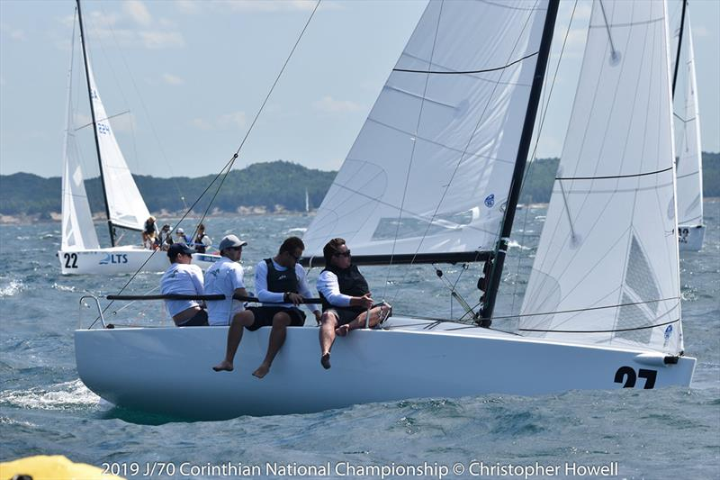 2019 J 70 Corinthian National Championship - Final Day - photo © Christopher Howell