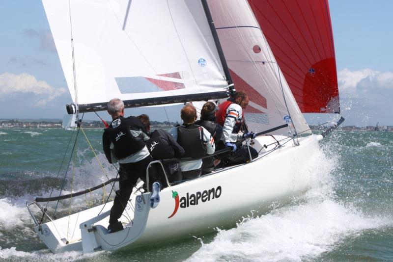 J/70 UK Class National Championships - photo © Tim Wright / photoaction.com