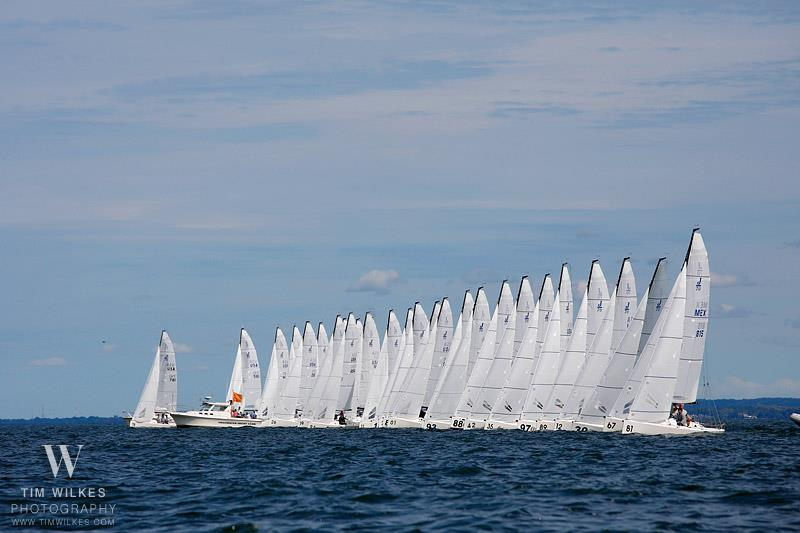 2019 J70 North American Championship - Final Day - photo © Tim Wilkes