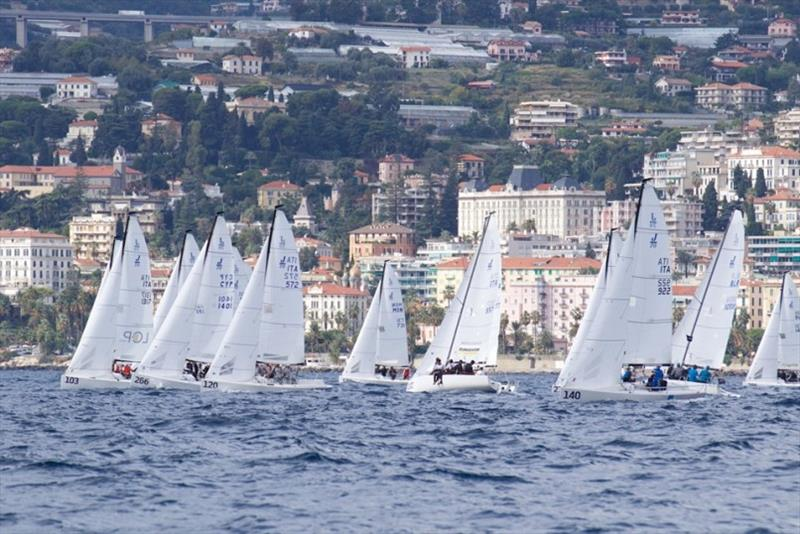 DAS Sailing crowned Italian J/70 Cup champion