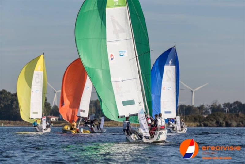Dutch J/70 Sailing League in The Netherlands