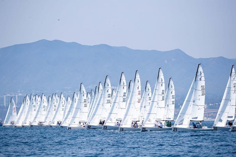 2021 J/70 World Championship - Day 3 - photo © Sharon Green / Ultimate Sailing