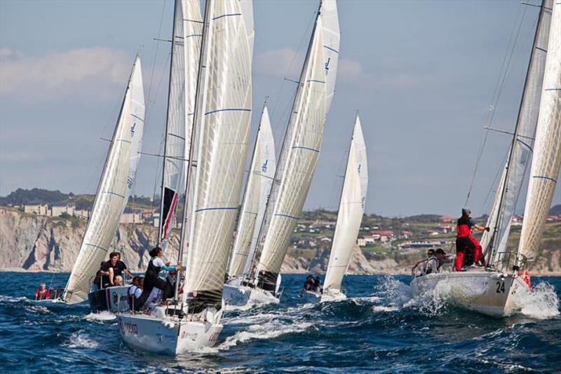 Announcing the 2019 J/80 World Championship in Bilbao