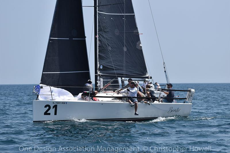 J/88 North American Championship - Day 1 - photo © Christopher Howell