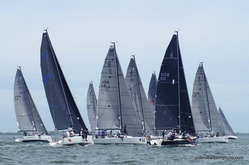 2019 Sperry Charleston Race Week - Day 2  - photo © Jude Robertson / www.juderobertsonphoto.com