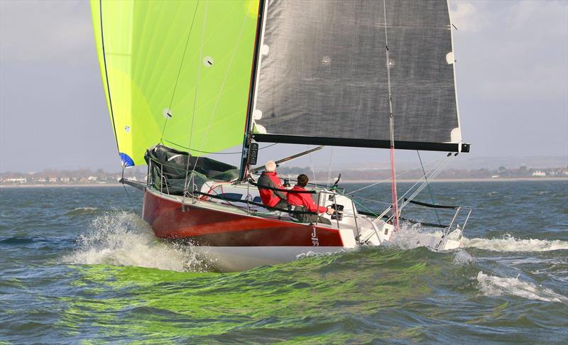 The J/99 is one of the hot picks for the new Olympic Offshore Keelboat class - photo © J/Boats