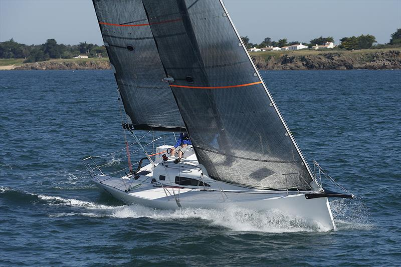 Uphill with the J/99 - photo © J Composites