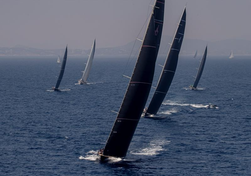 The Superyacht Cup Palma 2019 photo copyright Sailing Energy taken at Real Club Náutico de Palma and featuring the J Class class
