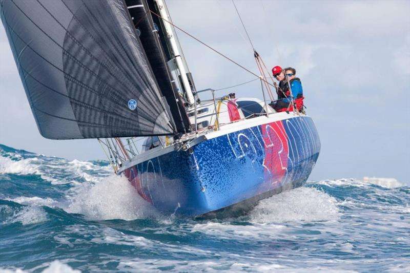 Ken Read and Suzy Leech will sail the Jeanneau Sun Fast 3300 Alchemist against 19 other highly competitive doublehanded teams at the Ida Lewis Distance Race presented by Jeanneau America, which starts on Saturday. - photo © Billy Black