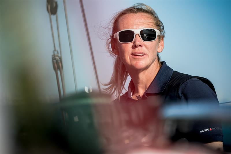 Double Olympic gold medalist Shirley Robertson hopes to represent the UK in the new Mixed Two Person Offshore Keelboat event at the Paris 2024 Olympics  - photo © Image courtesy of Tim Butt—www.vertigo-films.com