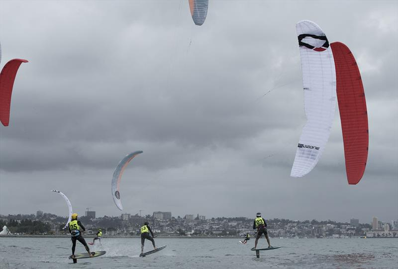 The Element Sports Kite Boarding Invitational will take place daily from 18-21 October before and after the San Diego event's headline GC32 racing.  - photo © Lloyd Images