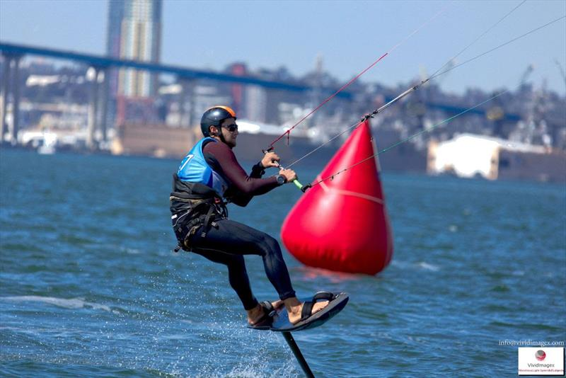 Will Cyr (USA) will be nominated for the Formula Kite event - photo © Ashurst, VividImagex