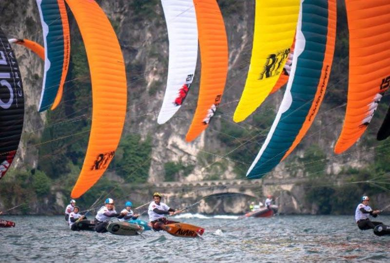 2019 Pascucci Formula Kite Worlds - Day 4 photo copyright Oliver Hartas taken at  and featuring the Kiteboarding class