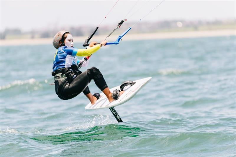 Day 1 - 2019 Formula Kite Asian Championships Beihai - photo © IKA