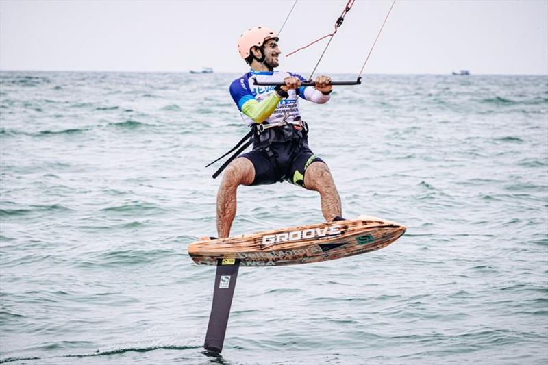 Day 2 - 2019 Formula Kite Asian Championships in Beihai - photo © IKA