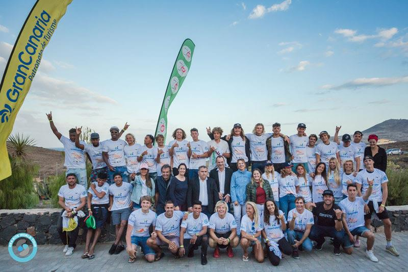 Primed for action to start on Thursday at GKA Gran Canaria