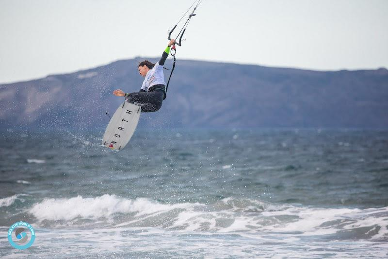 Bruna back on form after a shaky start in round one - GKA Freestyle World Cup Gran Canaria - photo © Svetlana Romantsova